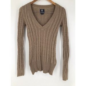 American Eagle Cable Knit Long Sleeve S Read